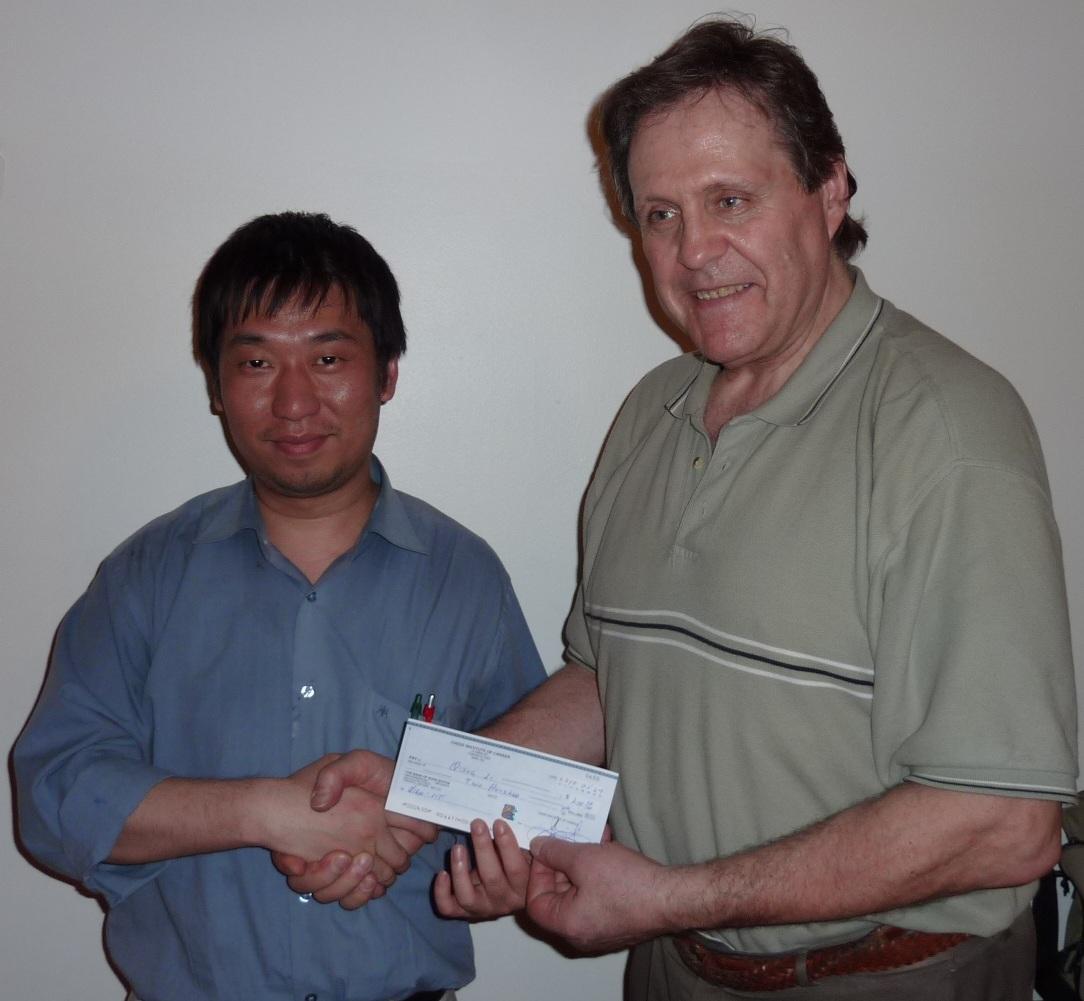 Qiang Li & Ted Winick