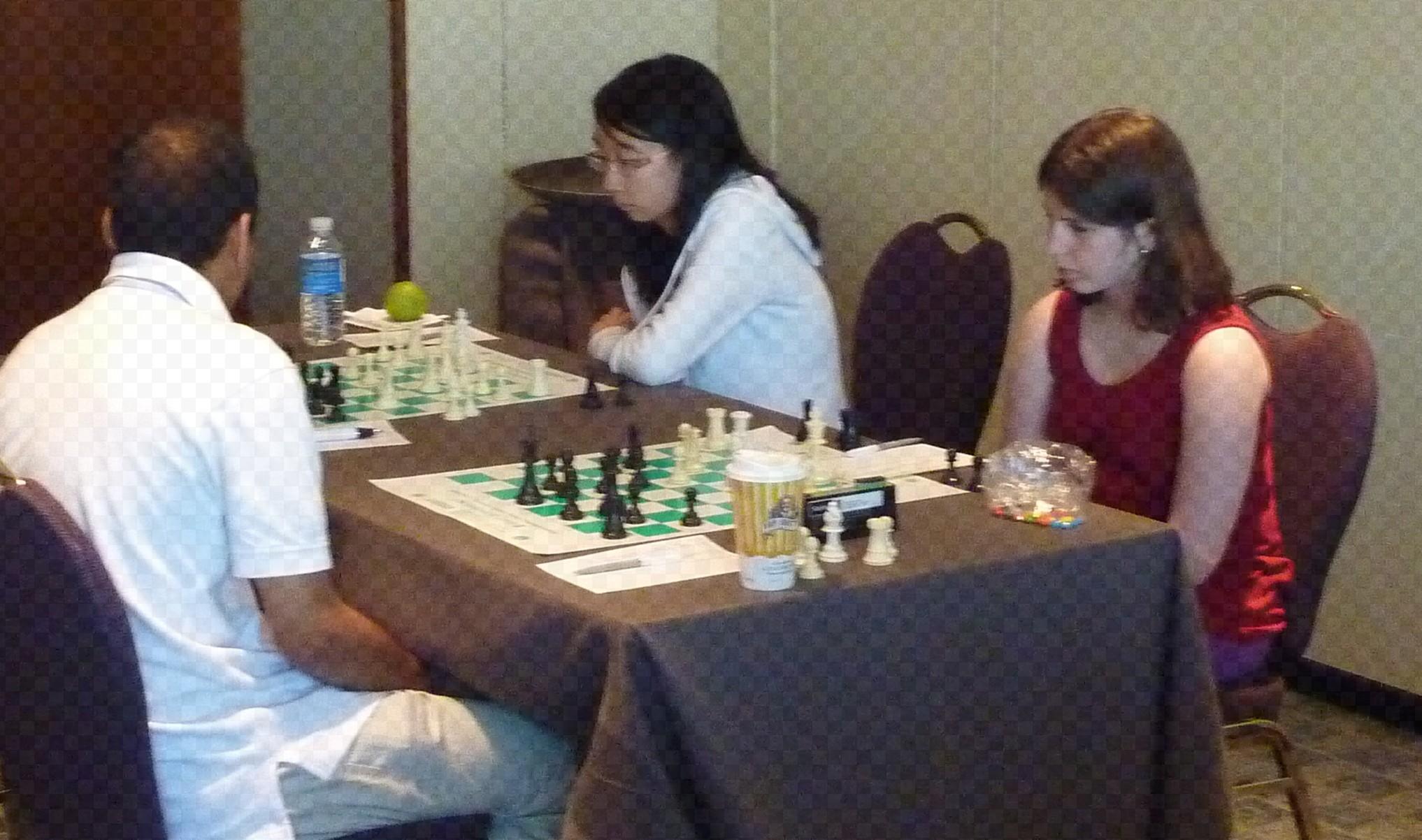 2010 Women vs. Masters Team 4