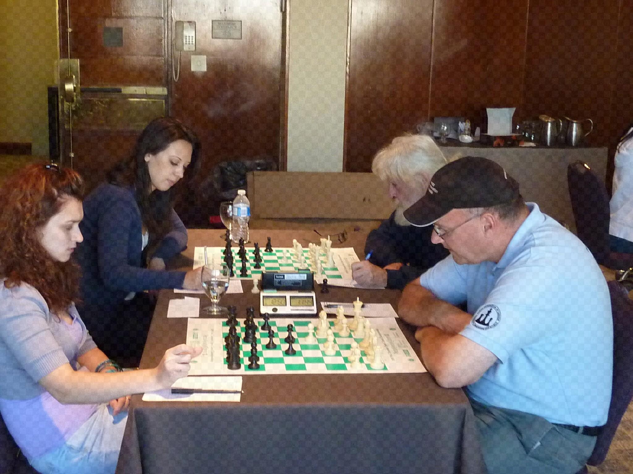 2010 Women vs. Masters Team 6
