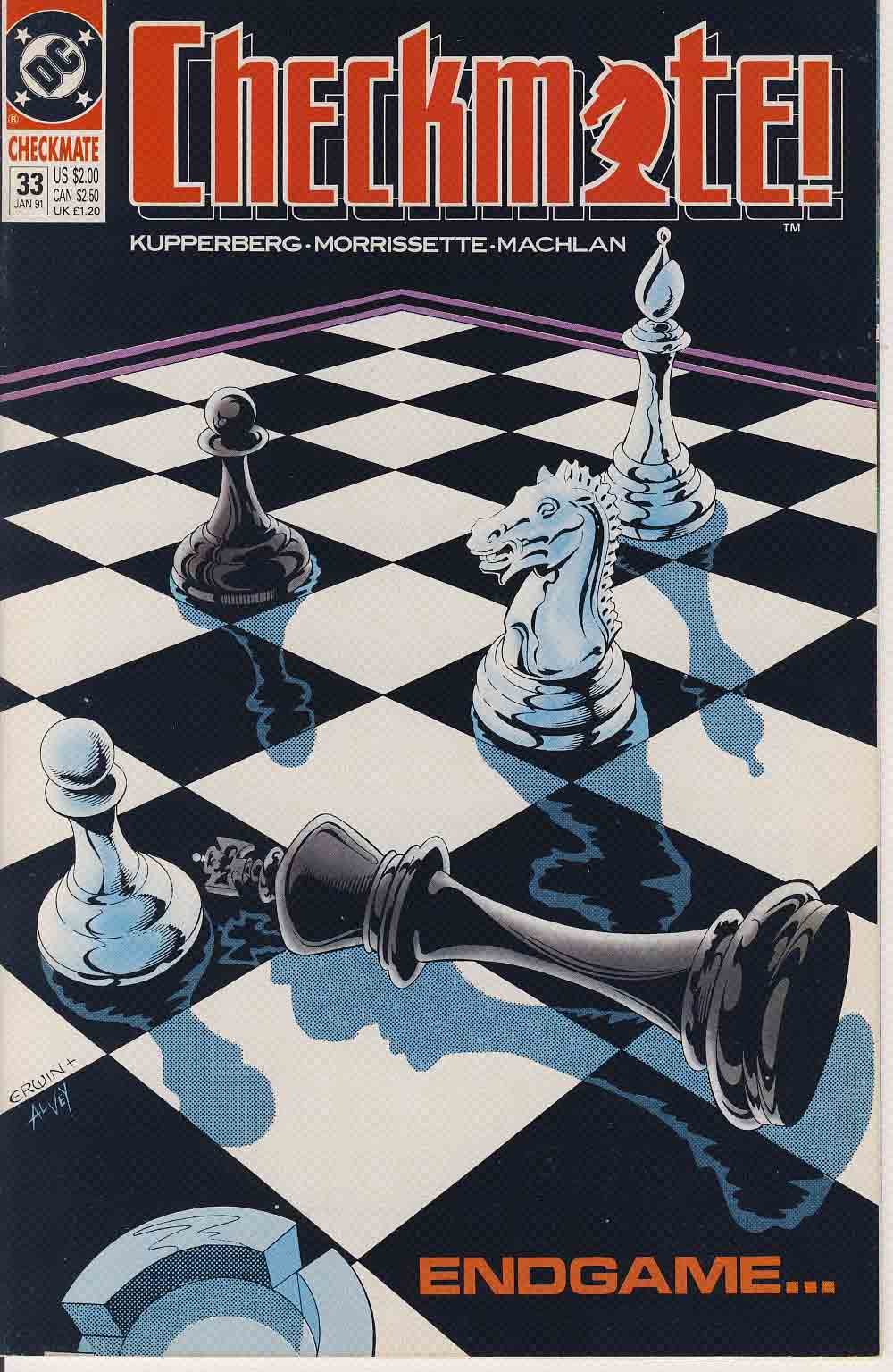 canadian chess - chess in other media
