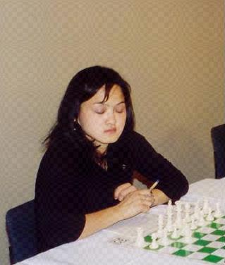 Dinara Khaziyeva